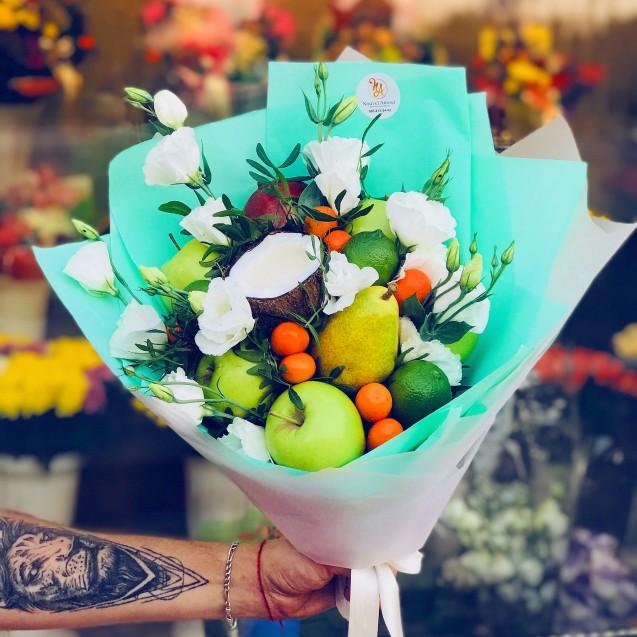 Букет фруктовый - Невеста